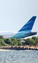 Garuda Indonesia fliegt seit dem 21. Oktober 2016 direkt von Jakarta nach Labuan Bajo