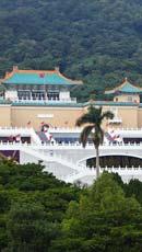 Nationales Palastmuseum in Taipeh © Taipeh Tourismusbüro