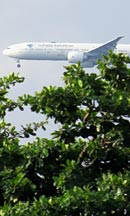 Garuda Indonesia hat den Flugbetrieb von Singapur nach Medan auf Nordsumatra aufgenommen