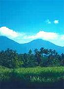 Landschaft bei Serit, Nordbali