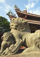 Konfuzius Tempel in Tainan © Taipeh Tourismusbüro