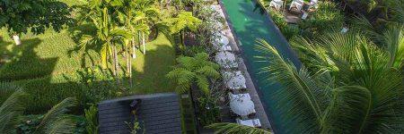 Hotel Komaneka at Bisma © Komaneka Resorts