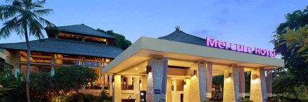 Hotel Mercure Bali Sanur Resort © Accor Hotels