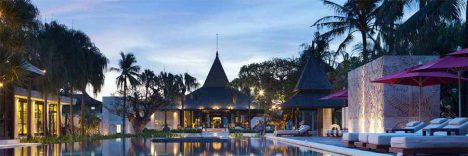 Hotel The Royal Santrian Villas © Santrian Resorts & Villas Bali