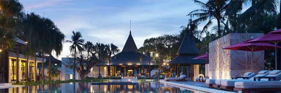 Hotel The Royal Santrian Villas © Santrian Resorts & Villas Bali