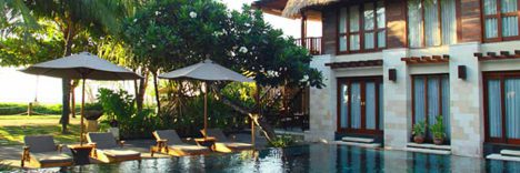 Hotel Sandi Phala Bali © The Sandi Phala Beach Resort and Ma Joly Restaurant