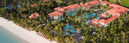 Hotel The Laguna a Luxury Collection Resort & Spa Nusa Dua Bali © Marriott International Inc.