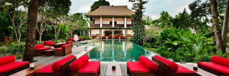 Hotel Uma Ubud © Como Hotels and Resorts