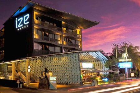 Ize Seminyak Hotel Bali © Lifestyle Retreats