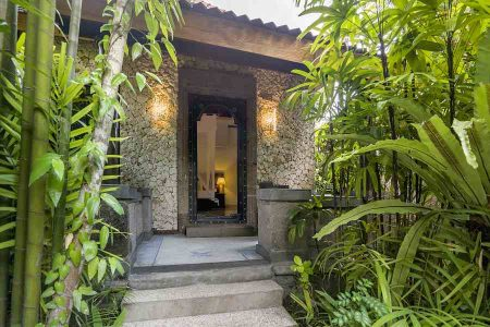 Bungalow © Tonys Villas & Resort Bali