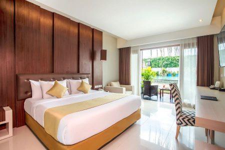 Deluxe Pool Access © Tonys Villas & Resort Bali