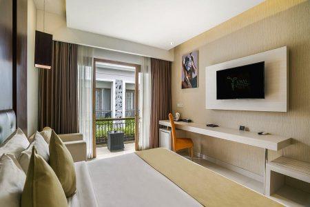 Deluxe Pool View © Tonys Villas & Resort Bali