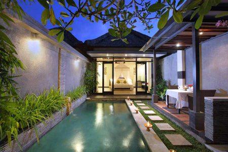 Pool Villa © Tonys Villas & Resort Bali