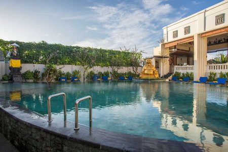 Peanut Pool © Tonys Villas & Resort Bali