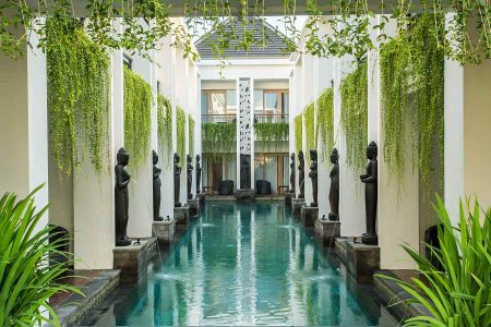 Square Pool © Tonys Villas & Resort Bali