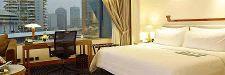 Hotel Le Méridien Jakarta © Marriott International Inc