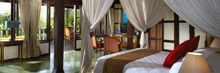 Hotel MesaStila Resort and Spa Borobudur © Mesa Hotels & Resorts Ltd
